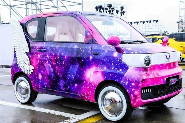 新能源汽车市场变局,上汽超越比亚迪成为国内新霸主