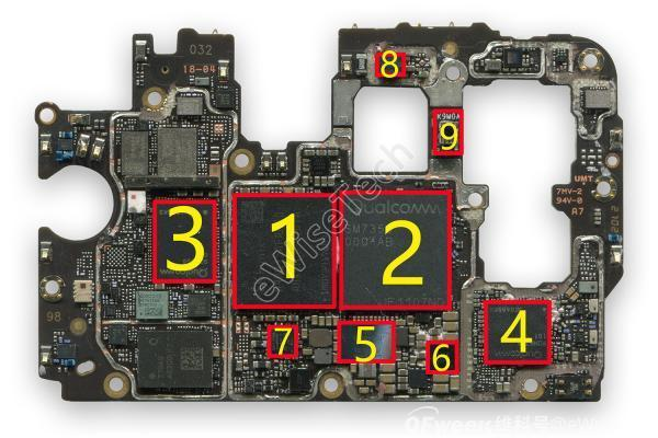 E拆解:小米11青春版中,还隐藏了这样一颗快充芯片