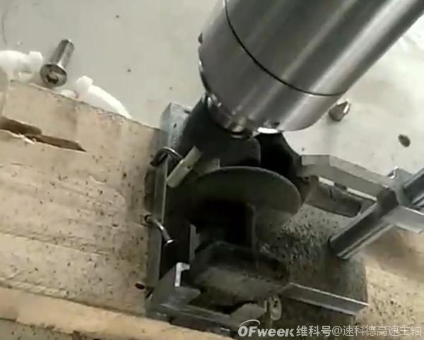 德国SycoTec去毛刺主轴 机器人提高加工效率帮手