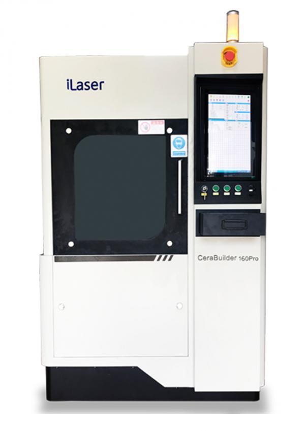 因泰莱激光采用陶瓷3D打印机CeraBuilder160Pro 打印氮化硅