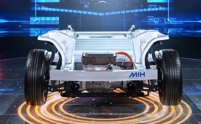 鸿海将投资美国电池企业SEC,共同开发高能量密度车用电池