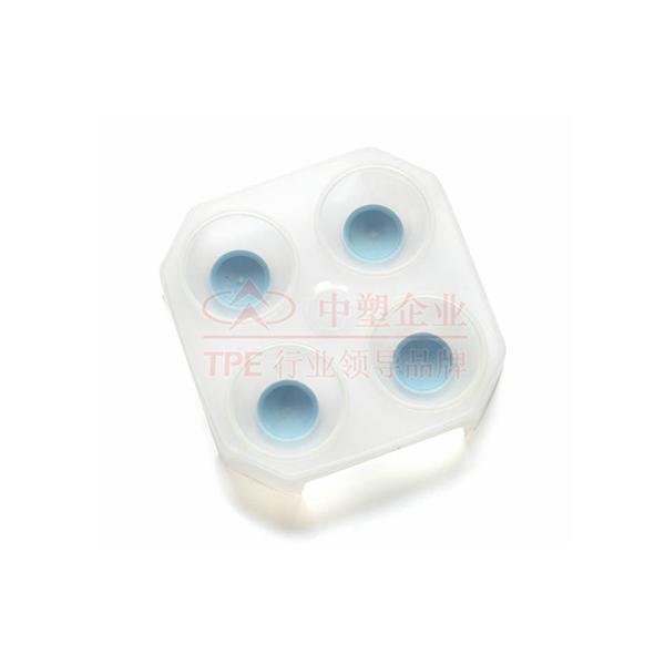 中塑TPE TPE原料做到高透明度的方法