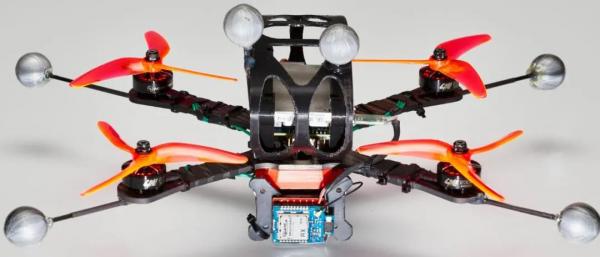 陈根:新算法无人机,走向无人机未来