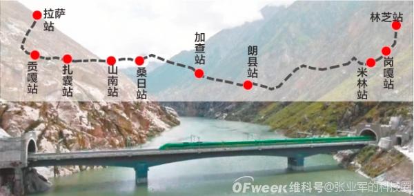 """中国凭什么誉称""""基建狂魔""""?看完这篇拉林铁路,你会秒懂。"""