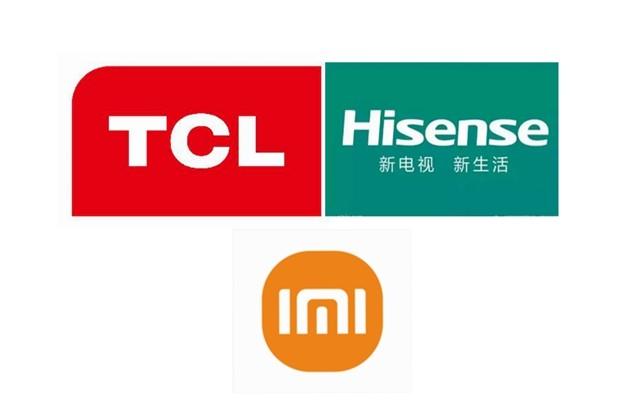 面对小米电视的性价比攻势,TCL和海信以技术创新反击
