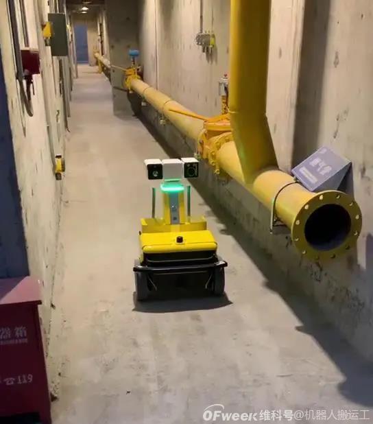巡检机器人在一线是如何工作的