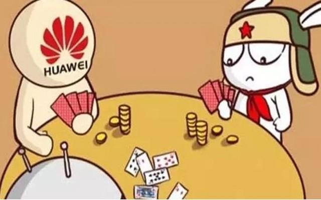 小米终于在高端市场打开局面,高端手机销量可望超越华为