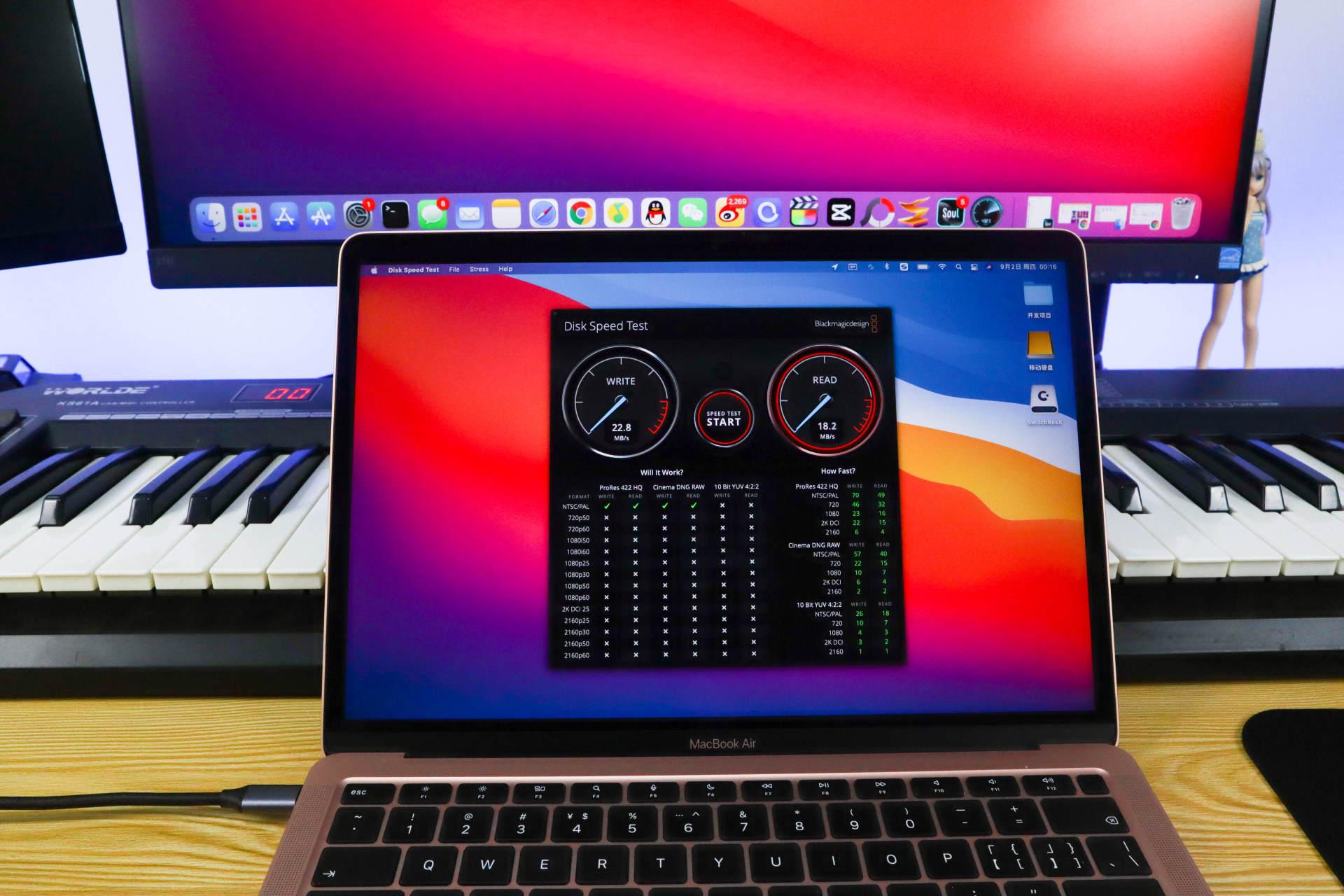 苹果M1电脑用户的痛:绿联8K扩展坞解决烦恼