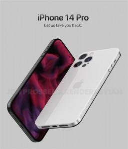 iPhone 13发布前夕,iPhone 14强势曝光!