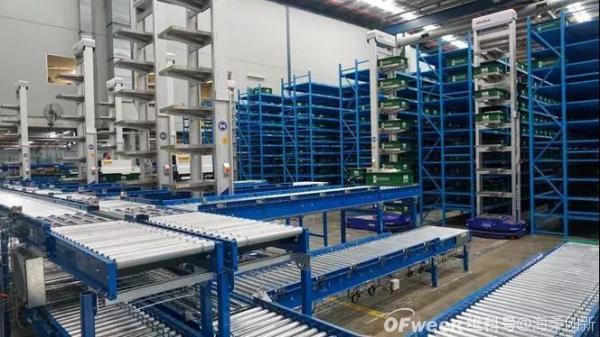 智能仓储方案出海正火热,海外客户为什么选择中国仓储机器人?