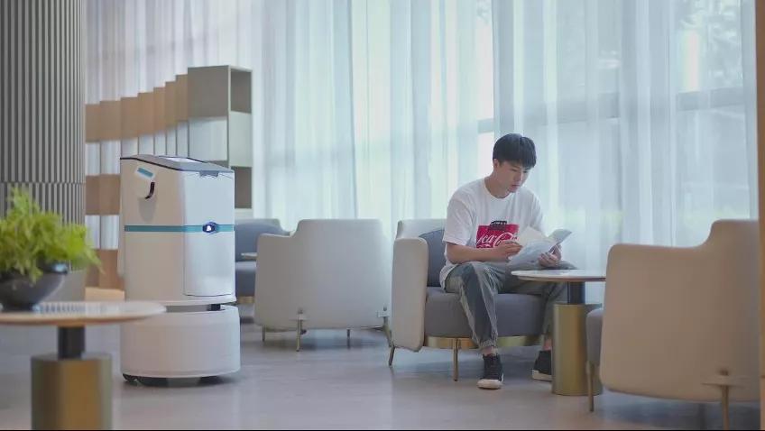 全场景、数字化,优地科技的机器人有何不同?