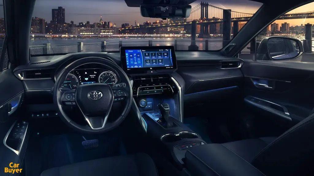 凌放即将上市,也许会成为产品力最强的丰田车