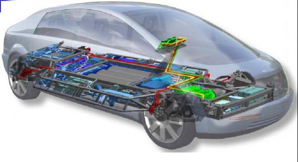 氢燃料电池汽车毫无竞争力