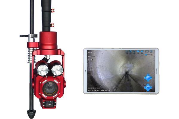 带你认识3种先进管道内窥检测技术
