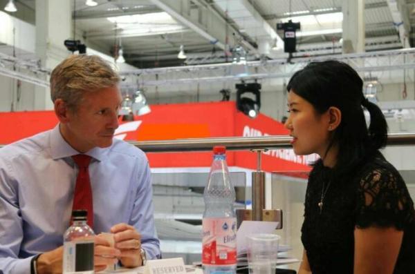 独家对话康明斯全球CEO兰博文:柴油机的未来在哪里?