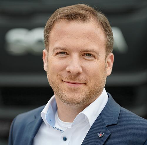 斯堪尼亚AiCC Plus让自适应智能巡航距队列行驶更近一步