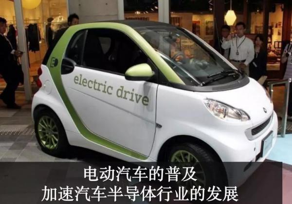 AI芯天下丨汽车电动化进程背后的半导体技术
