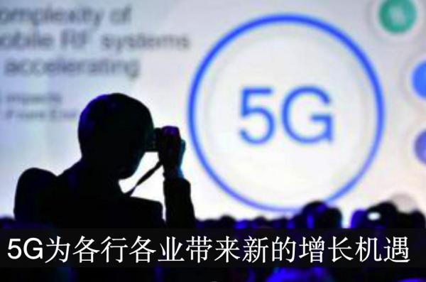 4G仿佛还在昨天转眼间5G已被越来越多地谈起