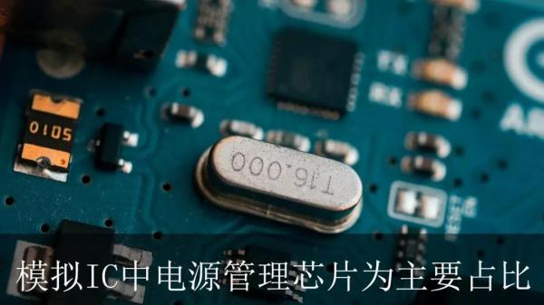 AI芯天下丨中国模拟 IC 迎来发展新机遇