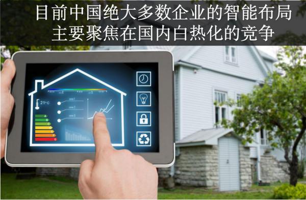 AI芯天我就不信�@群不到仙君下丨海尔更名,预测智能家居市场新格局