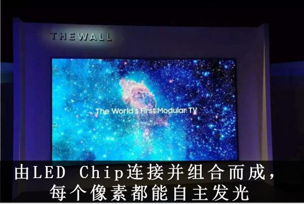 AI芯天下丨三星公布Micro LED 146英寸可进行量产,战略瞄准B2B市场