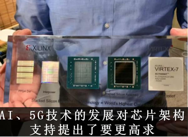 动态丨为芯片而造:赛灵思推出全球最大FPGA