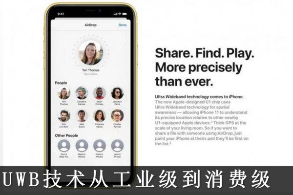 Ai芯天下丨趋势丨开启智能家居等领域,关于苹果UWB芯片的未来计划