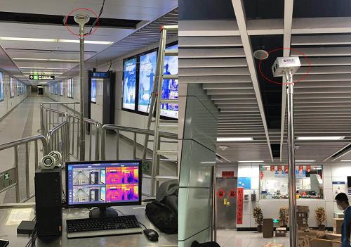 Ai芯天下丨热点丨疫情下,红外热成像测温仪背后硬核芯实力