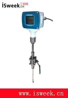 在测控压缩空气中插入式质量流量计 - MFI的优势