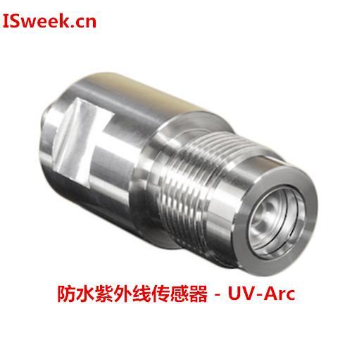 应用在检测列车受电弓强度与长度中的防水紫外线传感器
