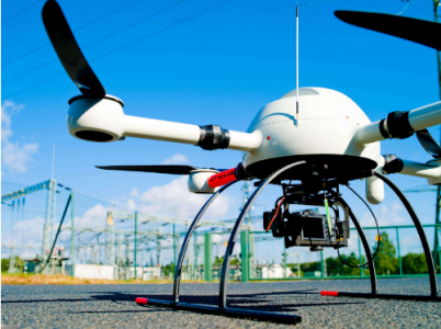 超声波传感器在无人机领域中的作用