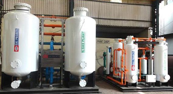 氧气分析仪在PSA型制氮机中的应用