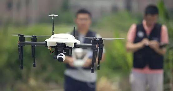 """环保领域""""无人机+气体传感器""""作为环境监测的有效手段"""