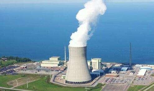 核电站中反应堆冷却剂CO2泄漏的实时监测