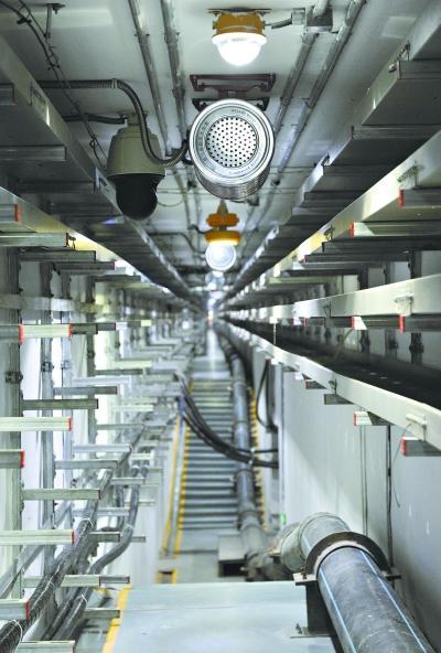 地下管廊建设中气体检测系统和温度测量装置中传感器应用解决方案
