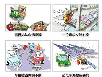 交通创新!无人智能停车场将完全颠覆传统的停车模式