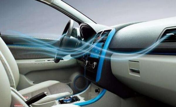 用于车内空气净化系统中的温湿度传感器