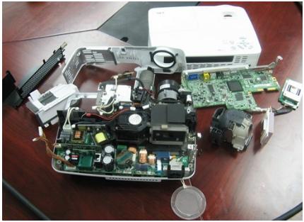 如何有效地解决投影机高温热保功能及散热问题?