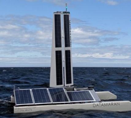 用于国外海洋水文监测新技术中的激光雷达和传感器