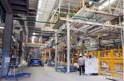 现代温湿度传感器技术用于喷涂车间可提高生产品质