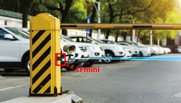 激光雷达传感器在智能停车场道闸的发展趋势分析