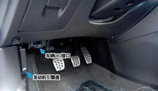 基于车载OBD的车内空气质量检测装置-TGS2600