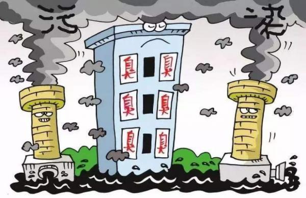 垃圾中转站恶臭监测解决方案-空气质量传感器