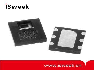 应用于微型空气站中的温湿度传感器