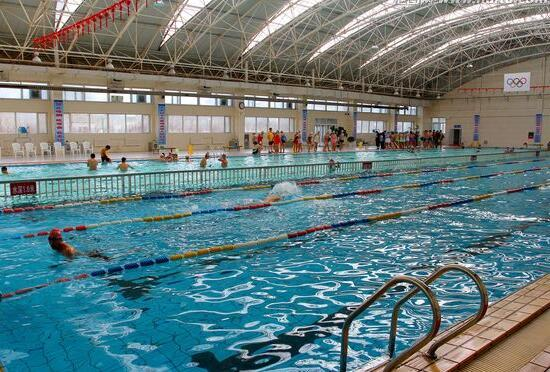 紫外探头用于游泳池水中紫外消毒应用