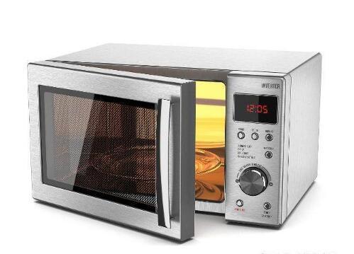 微波炉加热过程中温度监控的光纤温度传感器