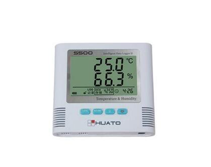 应用于温湿度记录仪中的低功耗微型温湿度传感器