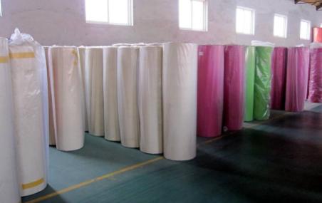 无纺布厂中需使用CO2传感器来监测废气排放