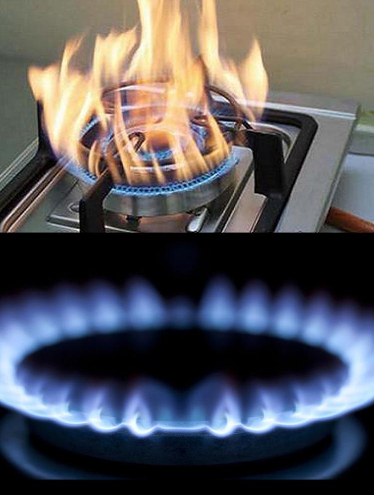 家用燃气灶具干烟气中一氧化碳检测方法