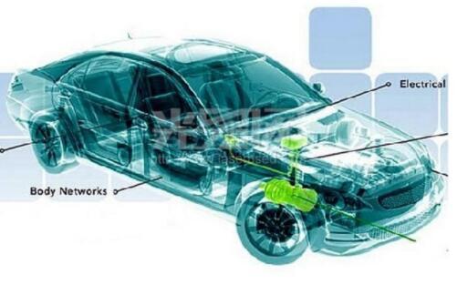 新能源汽车充电口接触不良,电火花检测